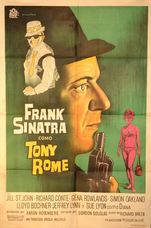 Tony Rome - Poster 3