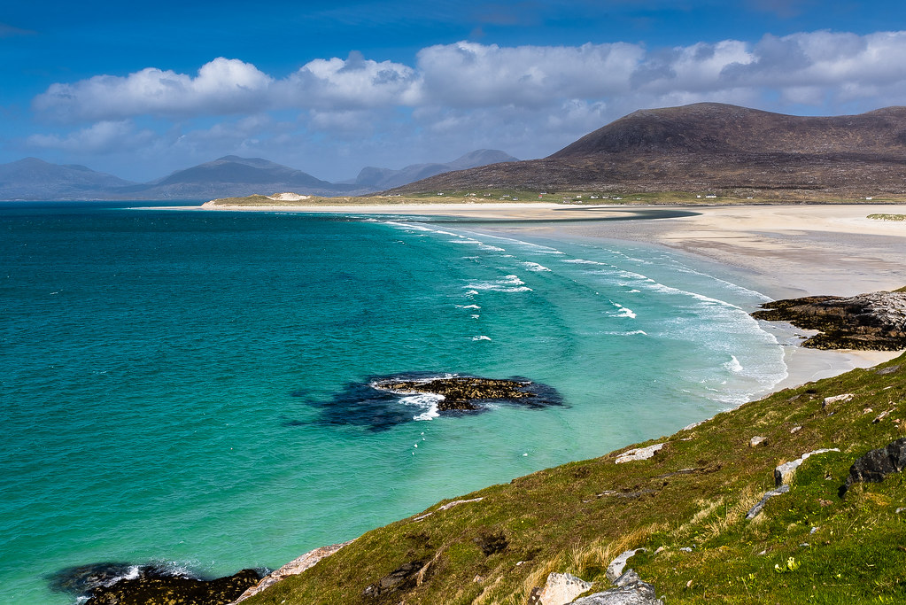 Luskentyre beach - Harris - Scotland