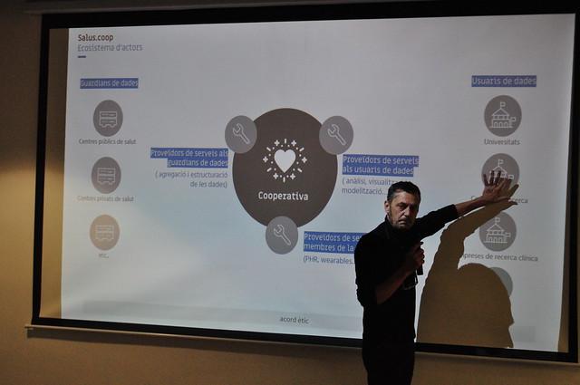 Bones pràctiques en Open Data #1: Presentació SALUS