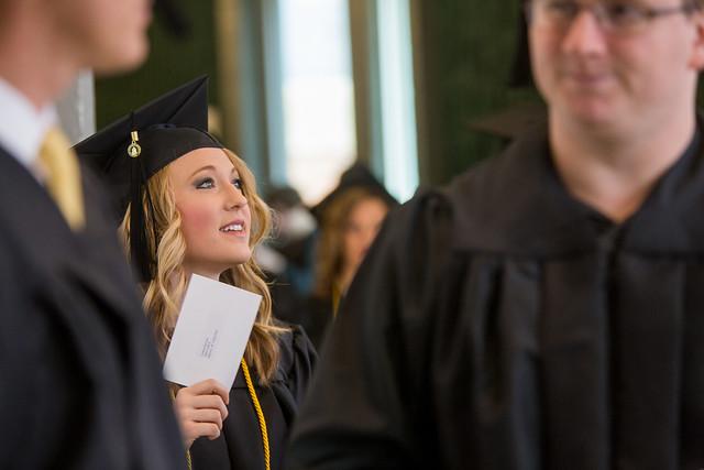 2016 Fall Graduation: 10am Ceremony | 12/17/16
