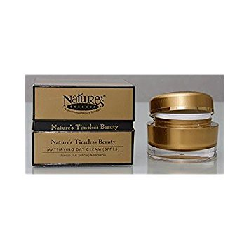 Best ayurvedic fairness cream in India - Nature's essence timeless beauty mattifying day cream