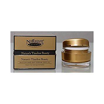 Best ayurvedic fairness cream in India - Nature's essence timeless beauty mattifying day cream