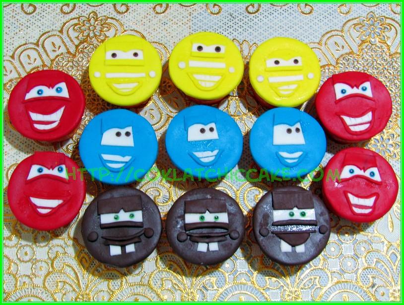 Minicupcake cars
