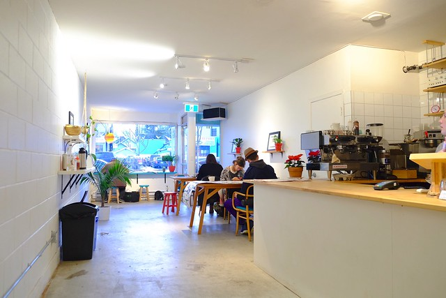 The Paper Crane Coffee | Mount Pleasant, Vancouver