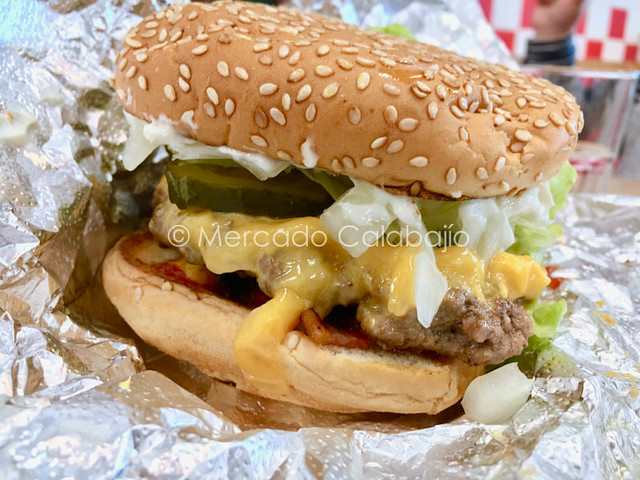 FIVE GUYS BURGER-7