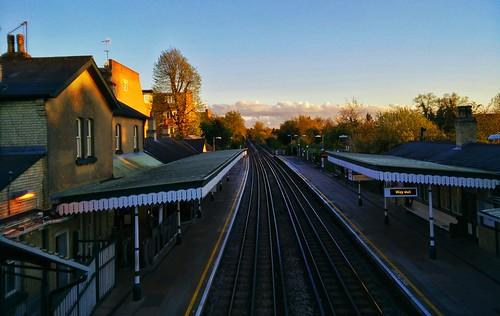 Woodside Park Station, London