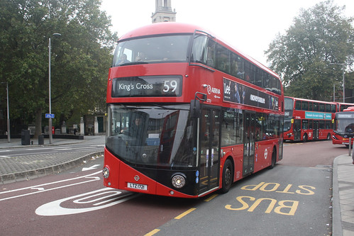 Arriva London South LT721 LTZ1721