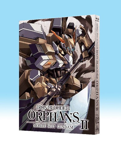 Gundam Iron Blooded Orphans 2 - Blu Ray 2