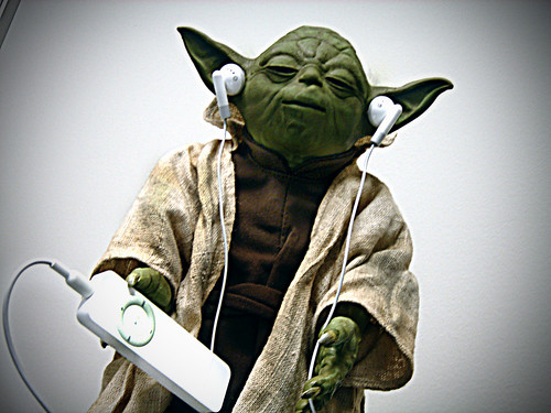 Yoda's Playlist | by Orange_Beard