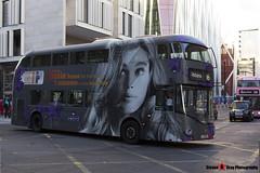 Wrightbus NRM NBFL - LTZ 1554 - LT554 - Aussie - Victoria 16 - Metroline - London - 161203 - Steven Gray - IMG_9704