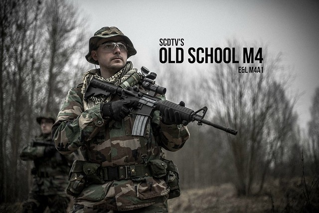 OLD SCHOOL M4
