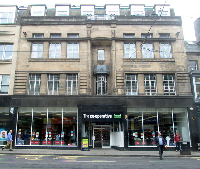 Art Deco, Shandwick Place, Edinburgh 1