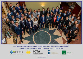 regional meeting of the Inclusive Framework on BEPS for the Eastern Europe and Central Asia region