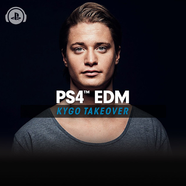 PS4 EDM: Kygo Takeover