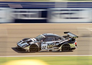 Lister Storm GT at Silverstone 2000 | by superdove