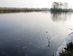 very thin ice