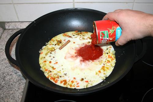 53 - Tomaten addieren / Add tomatoes