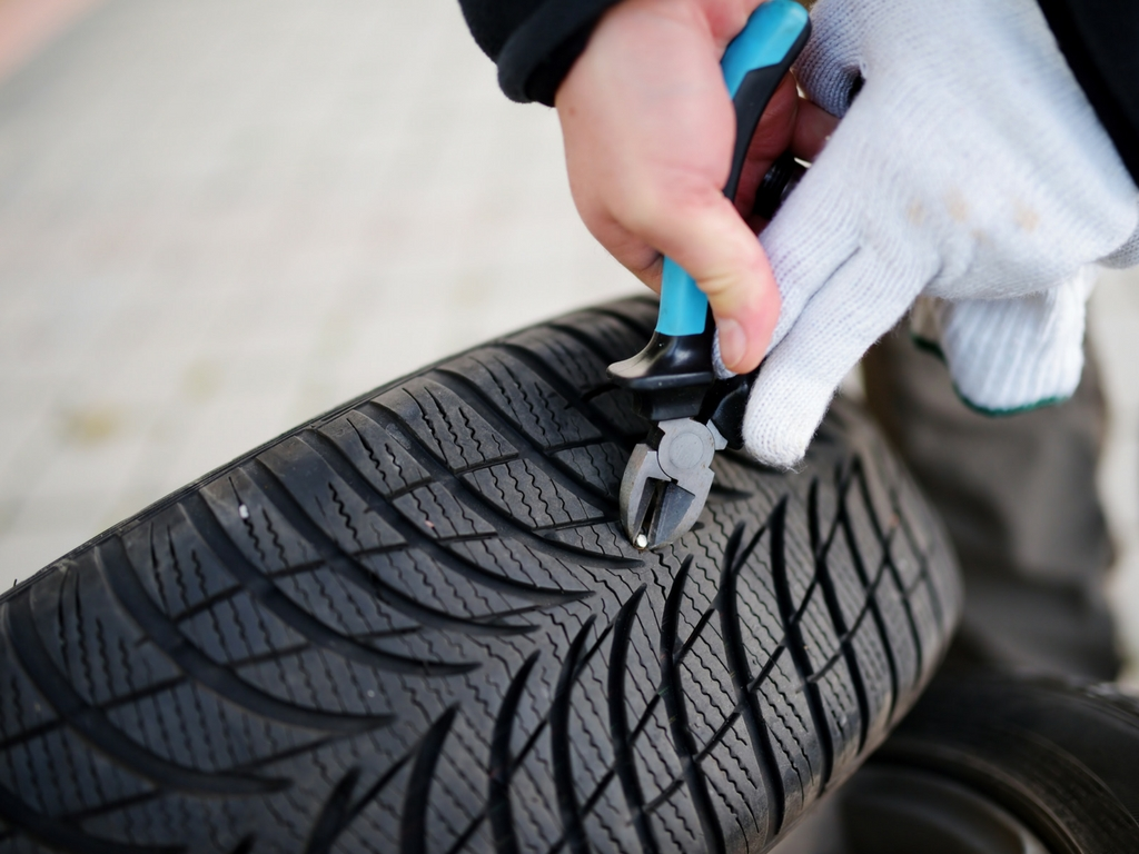 What to Do if You Have a Nail in Your Tire