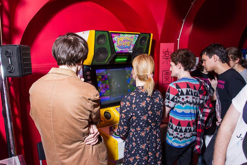J-play Arcade Café