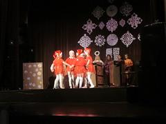 Spektakl świąteczny - grudzień 2016