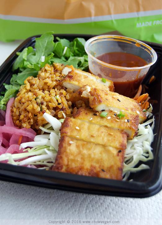 Veggie Grill Seoul Bowl | Chow Vegan