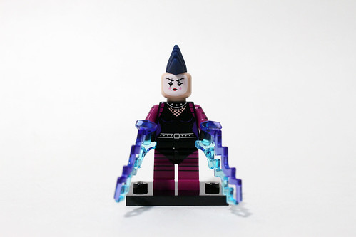 The LEGO Batman Movie Collectible Minifigures (71017) - Mime