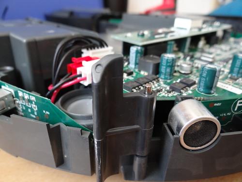Saug und wisch roboter mit arduino steuerung ardumower