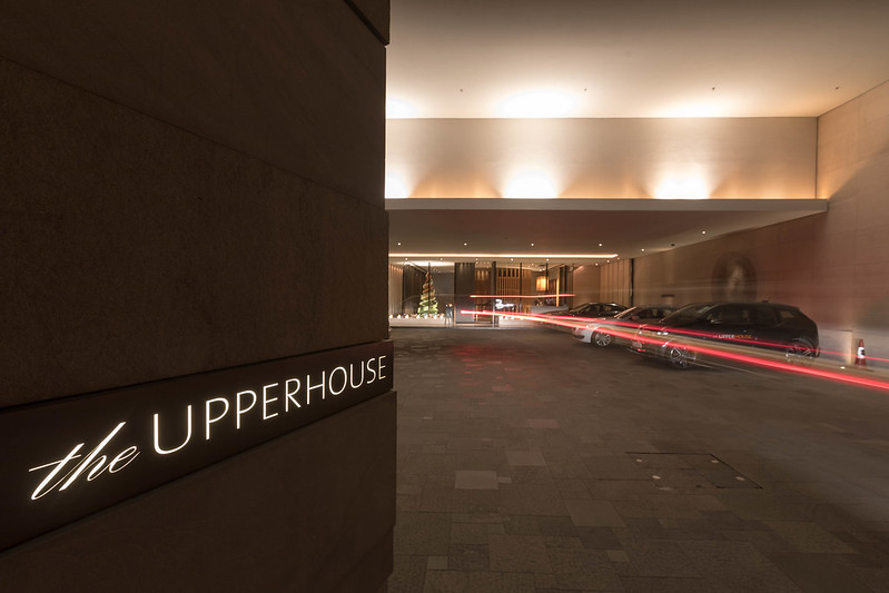 Review: The Upper House, Hong Kong