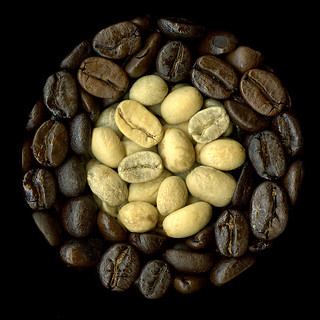 Before and After - Coffee Roasting | by cgfan
