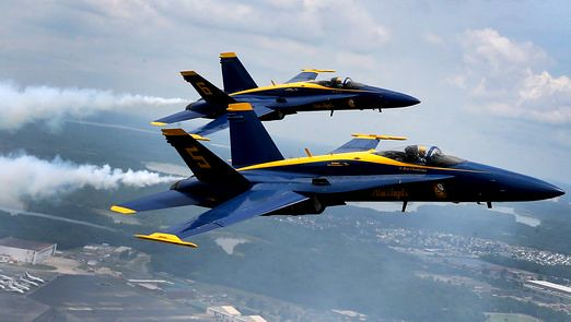 blue angels original