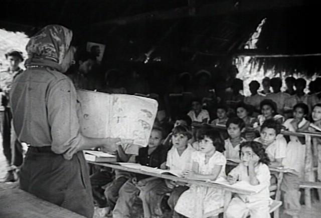 Literacy Campaign Cuba Maestra