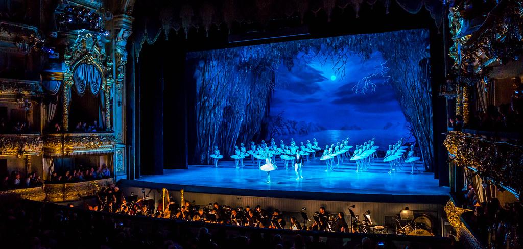 Swan Lake at the Mariinsky Theatre