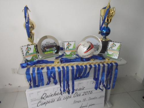 Final da Copa Ona de Futebol Amador