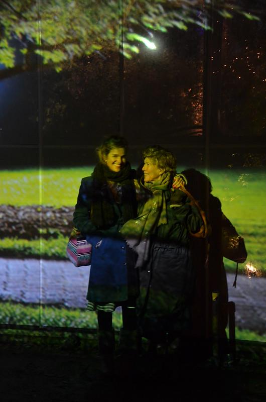 amsterdam light festival - hortus botanicus