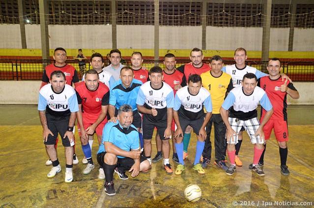 Final Torneio das Secretarias