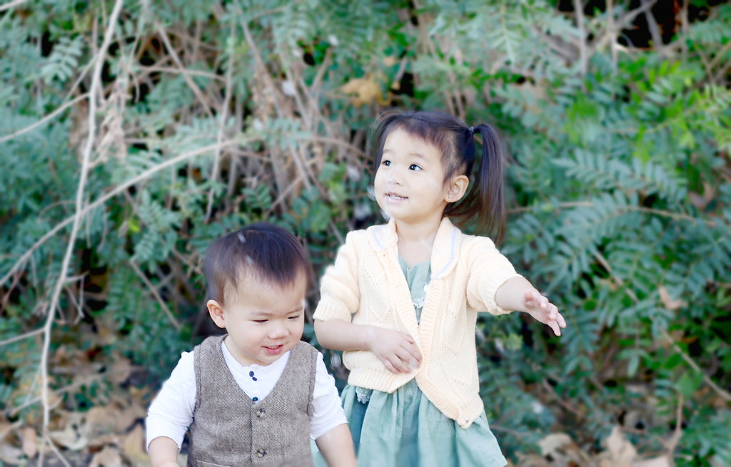 serene at 3 years 2 months and valor at 19 months