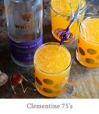Clementine 75's