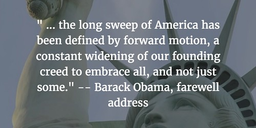Barack Obama words