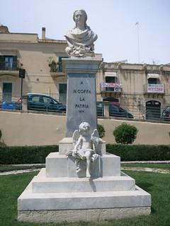 Near Church of San Domenico, Noto