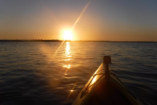 Dawn Paddle on the Indian River-29