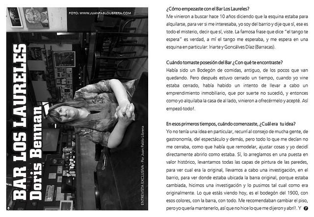Revista Punto Tango 122 Diciembre 2016 - 3