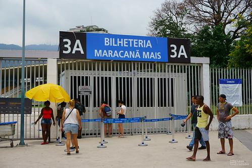 Estadio Maracana Boleteria