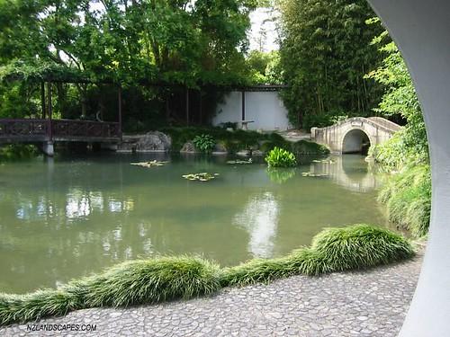 Oriental gardens in nz nzlandscapes landscaping ideas la for Garden designs nz