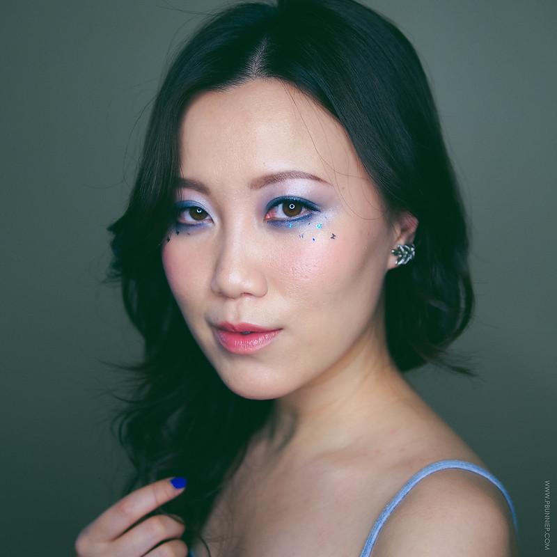 Shu Uemura Murakami Holiday 2016 Makeup