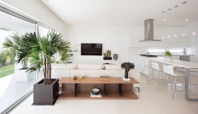 A modern Mexican residence Domus Aurea 6.1