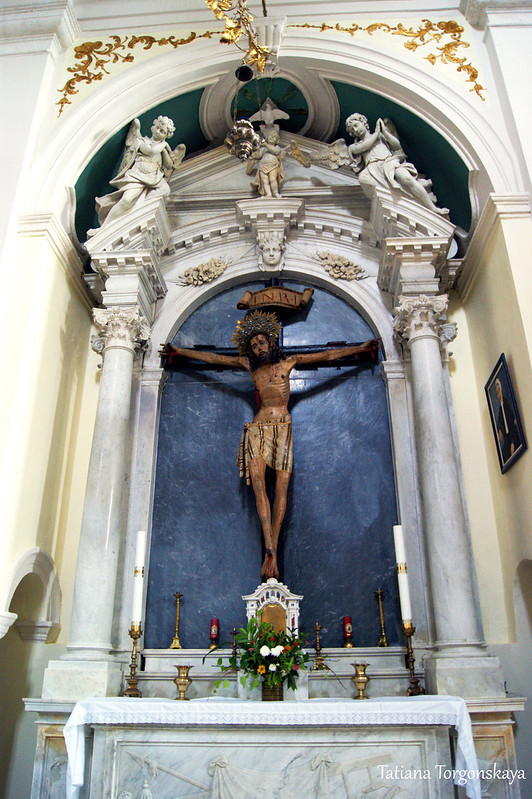 Алтарь Святого Креста