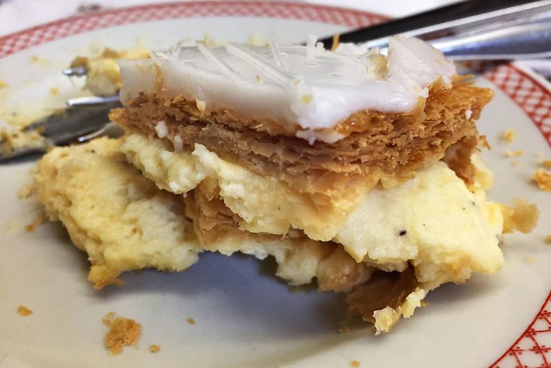 Vanilla slice, Pasticceria Beffa