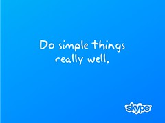 Do simple things really well | by malthe