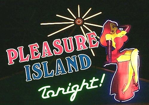Walt Disney World Map Pleasure Island