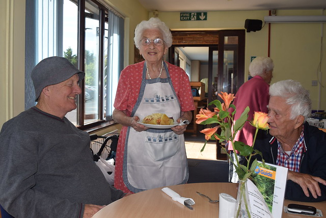 Runnymede Borough Council Living and Ageing Well Week 2016